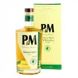 PM Tourbé Single Malt  Whisky Corse