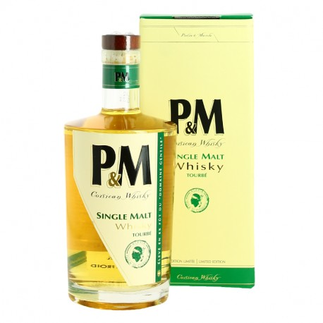 PM SINGLE MALT TOURBE