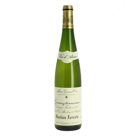 LORENTZ GEWURZTRAMINER  Grand Cru Altenberg de Bergheim Vieilles Vignes Vin Bio