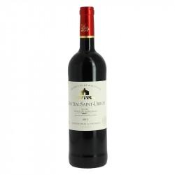 Château Saint Urbain Vin Rouge Blaye Côtes de Bordeaux