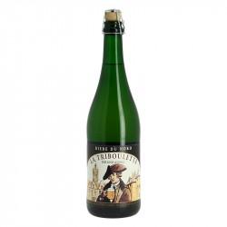 LA TRIBOULETTE  Bière Blonde 75CL