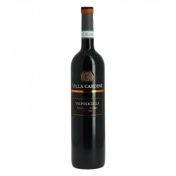 Valpolicella Doc Villz Cardini Vin Rouge d'Italie