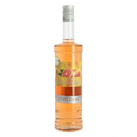 VEDRENNE Crème de Pamplemousse Rosé 70 cl  15ᄚ