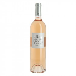 La Nuit Tous les Chats Sont Gris IGP Gard Rosé Cellier des Chartreux