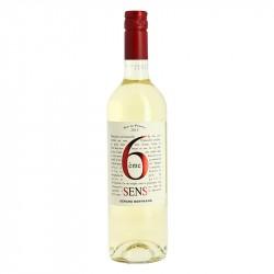 6ème SENS par GERARD BERTRAND Vin Blanc du Languedoc