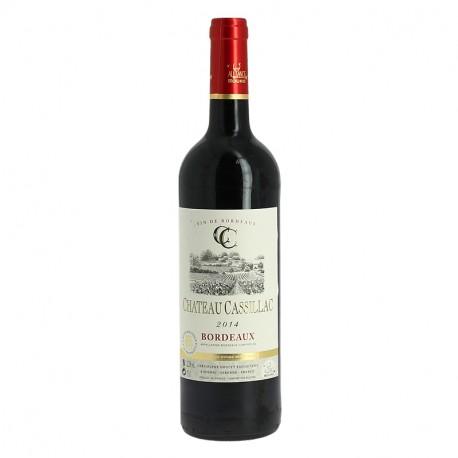 CHATEAU CASSILLAC Vin Rouge Alliance Bourg de Bordeaux