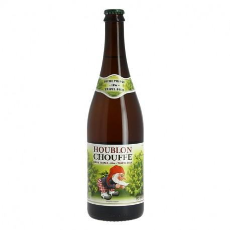 La CHOUFFE Houblon Bière Belge Triple IPA 75cl