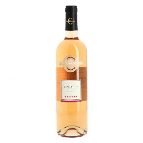 LES CONTEMPORAINS CINSAULT Vin Rosé