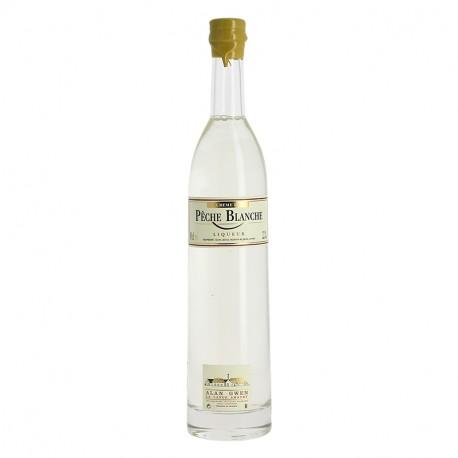 JACQUES FISSELIER liqueur de PECHE BLANCHE 50 cl