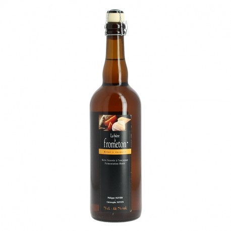 La BIERE A FROMETON Philippe Olivier Fromager 75 cl
