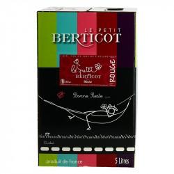 BIB Petit Berticot Merlot 5 Litres