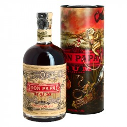 Rhum DON PAPA Ron des Philippines Rhum Traditionnel