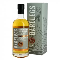 BARELEGS Whisky Islay Single Malt Whisky Tourbé