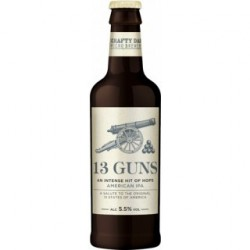 Bière Craft Ales 13 guns 33cl