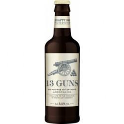 Bière Craft Ales 13 guns 33cl