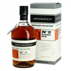 Rhum DIPLOMATICO Distillery Collection N°2 Barbet Column Rum