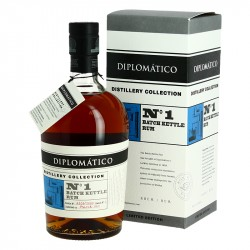 Rhum DIPLOMATICO Distillery Collection  N°1 Batch Kettle Rum