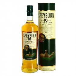 Speyburn 10 ans Highland single Malt Scotch Whisky