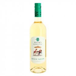 Bistro Marquisat Blanc  Grenache Marsanne
