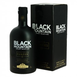 Whisky BLACK MOUNTAIN Notes Fumées