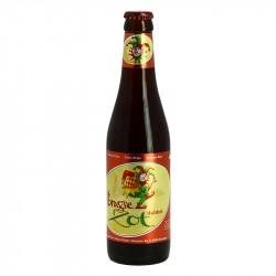 BRUGSE ZOT Bière Belge Brune DOUBLE 33 cl