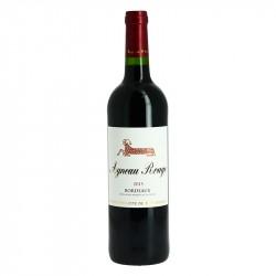 AGNEAU ROUGE Vin Baron Philippe de Rotschild 75 cl