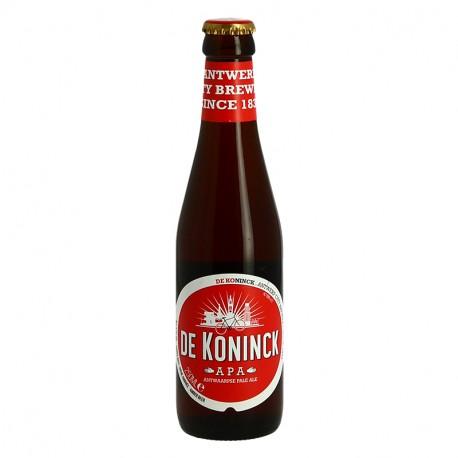 DE KONINCK Bière AMBREE d'Anvers 25 cl