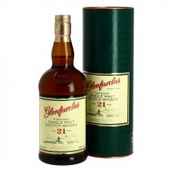 Glenfarclas 21 ans Speyside Single Malt scotch whisky