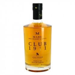 Club 1911 Vieux Marc de Champagne Goyard