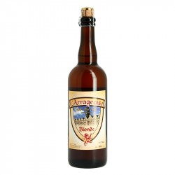 BIERE ARRAGEOISE BLONDE 75CL