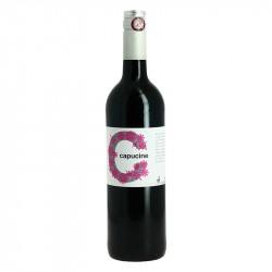 Capucine Vin Rouge IGP Aude par le Château Ollieux Romanis