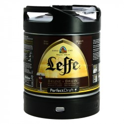 PERFECT DRAFT LEFFE BRUNE 6L
