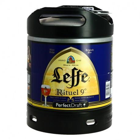 PERFECT DRAFT FUT 6 L LEFFE RITUEL