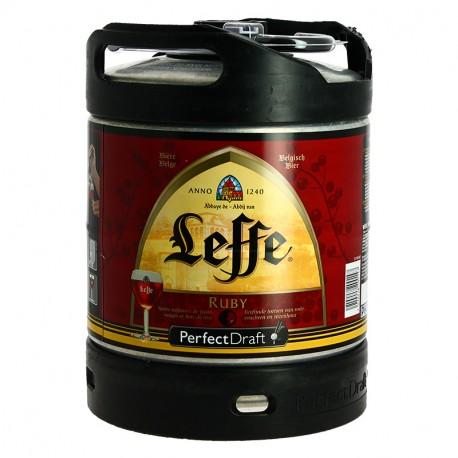 PERFECT DRAFT FUT 6L LEFFE RUBY