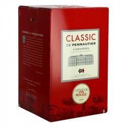 Classic de PENNAUTIER Vin Rouge Du Languedoc en BIB de 5 litres