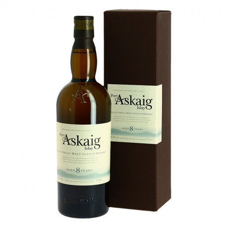 PORT ASKAIG 8 ans Islay Whisky