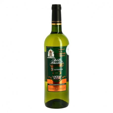 Rot de Schurchill Bordeaux Blanc Sec