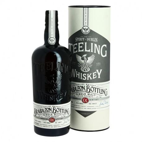 TEELING BRABAZON CASK Irish Whiskey