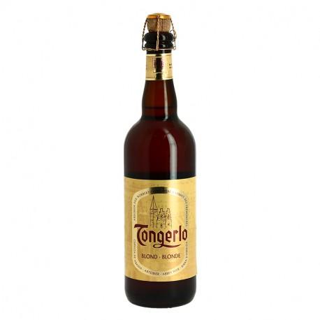TONGERLO Bière Blonde d'Abbaye 75 cl