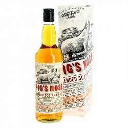 PIG'S NOSE whisky Blend Whisky de Luxe