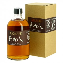 Akashi Single Malt 5 ans Sherry Cask Whisky Japonais