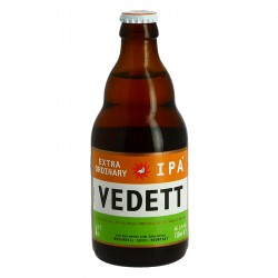 VEDETT IPA Bière Belge Blonde 33 cl