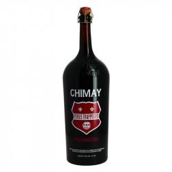 CHIMAY Cuvée Première Etiquette Rouge en Magnum
