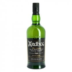 Whisky Ardbeg 10 ans Islay 70 cl