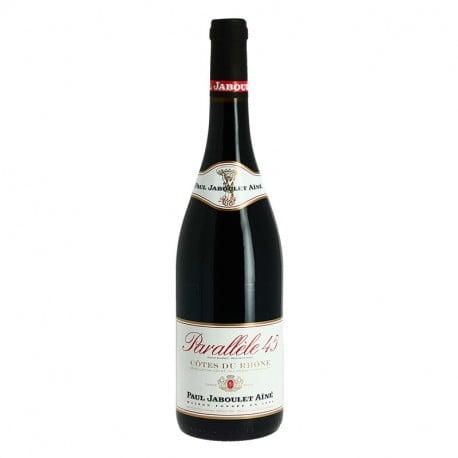 Domaine Jaboulet Aine Parallèle 45 Jaboulet Vin Rouge de la Vallée du Rhône