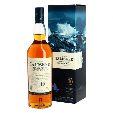 TALISKER 10 ANS CLASSIC Malts Highlands Skye Whisky