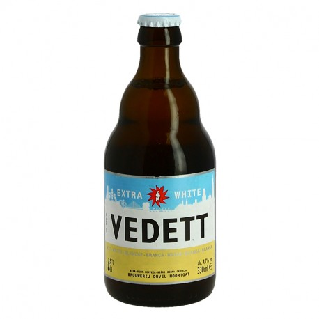 VEDETT Extra White 33 cl Bière Belge