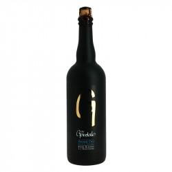 La GOUDALE GRAND CRU Bière Blonde 75 cl