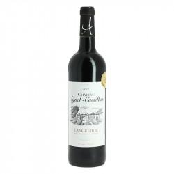 AGNEL CASTILLON Coteaux du Languedoc Vin Rouge