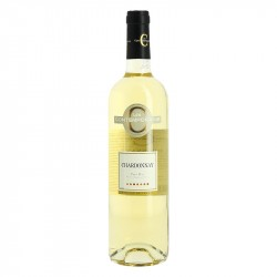 LES CONTEMPORAINS CHARDONNAY Vin de Pays d'Oc 75 cl